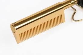 Styling Hot Comb
